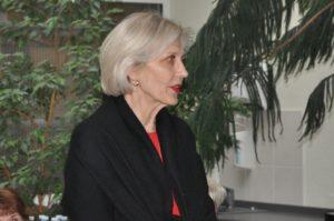 Sveikina Suomijos ambasados konsulė, II sekretorė Lenitta Soini Billstam