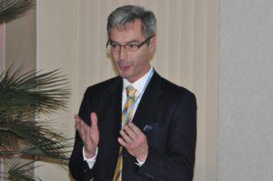 ISKU vadovas Baltijos šalims