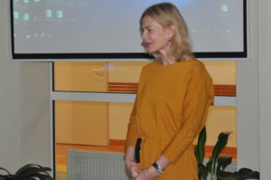 Vaikų onkohematologijos centro vadovė doc. Jelena Rascon