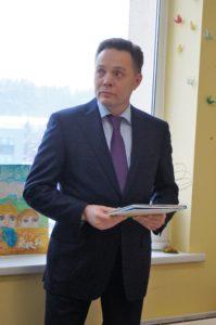Kazachstano ambasadorius Viktoras Temirbajevas