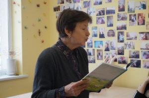 Teta Beta vaikams skaito kazachų pasakas