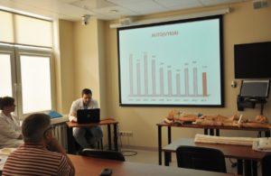 Mokymų seminaras. Skubi pagalba traumos atveju