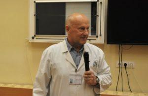 Sveikinimo žodis. Prof. J. Raistenskis