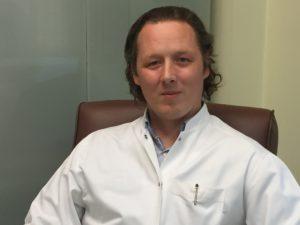 Vaikų chirurgas Arūnas Strumila