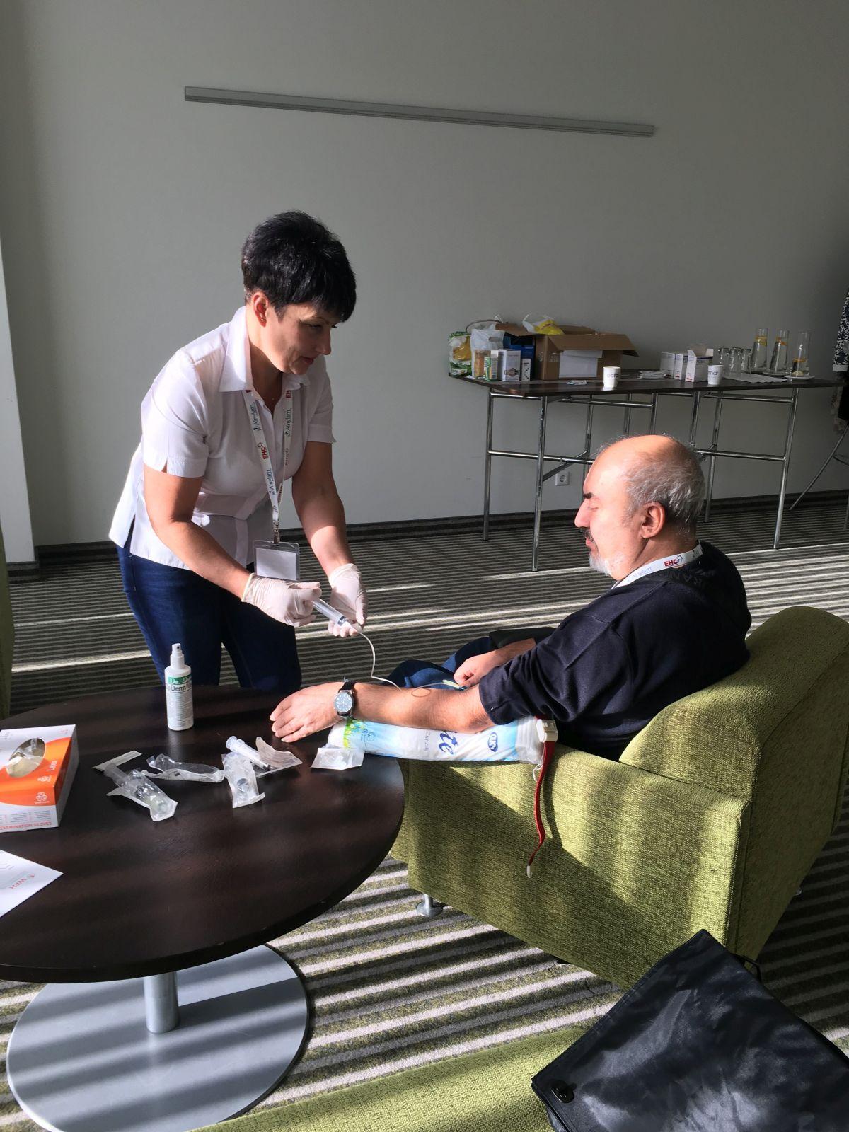 Slaugytojos leido krešėjimo faktorių