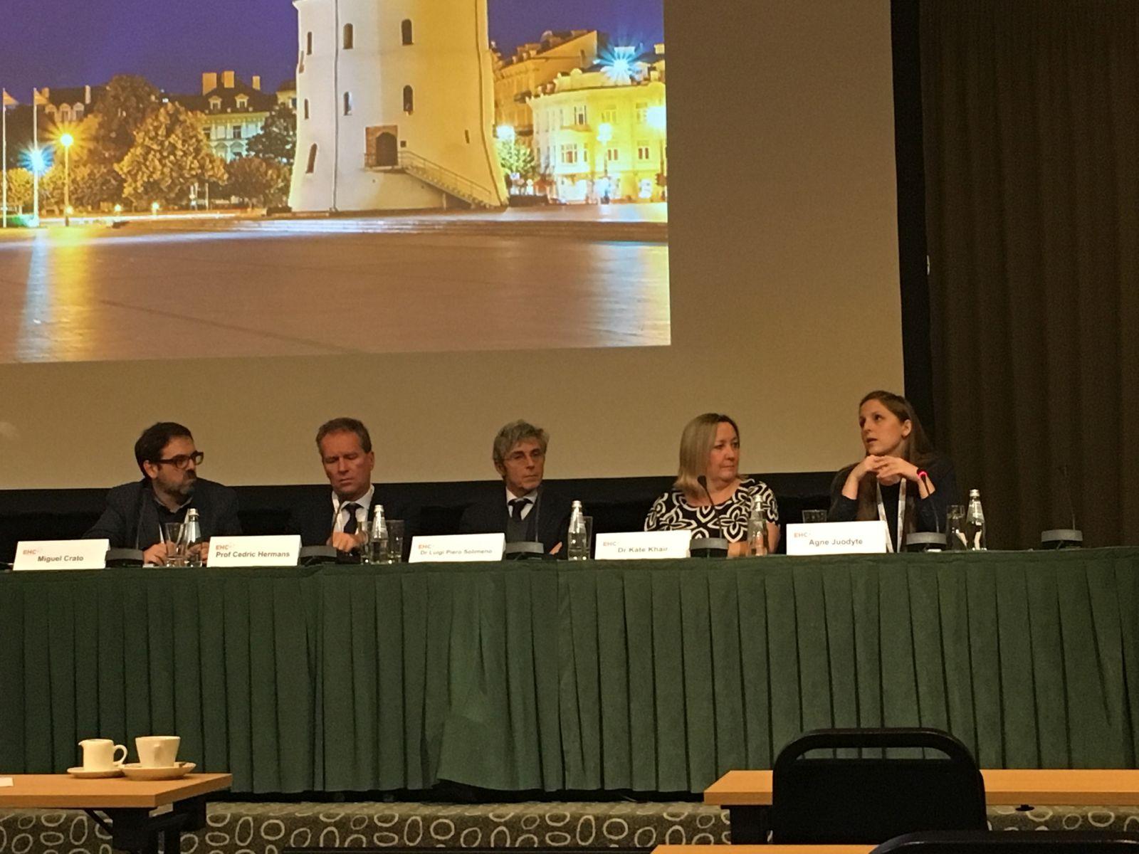 Vilnius pasirinktas kaip turintis aktyvią sergančiųjų hemofilija bendruomenę ir pažangų gydymą