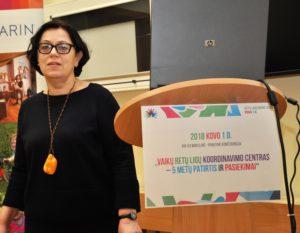 Prof. Rimantė Čerkauskienė, Vaikų retų ligų koordinavimo centro vadovė