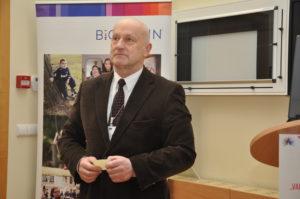 Prof. Juozas Raistenskis