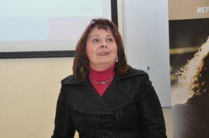 Sveikatos apsaugos ministerijos Motinos ir vaiko sveikatos skyriaus patarėja Anželika Balčiūnienė