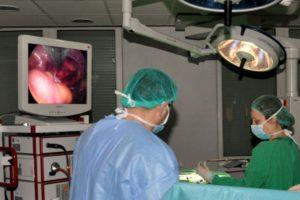Laparoskopinė operacija