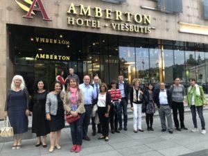 Mokslininkų ekspertų grupė rinkosi Vilniuje