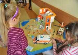 Playmobil konstruktoriai