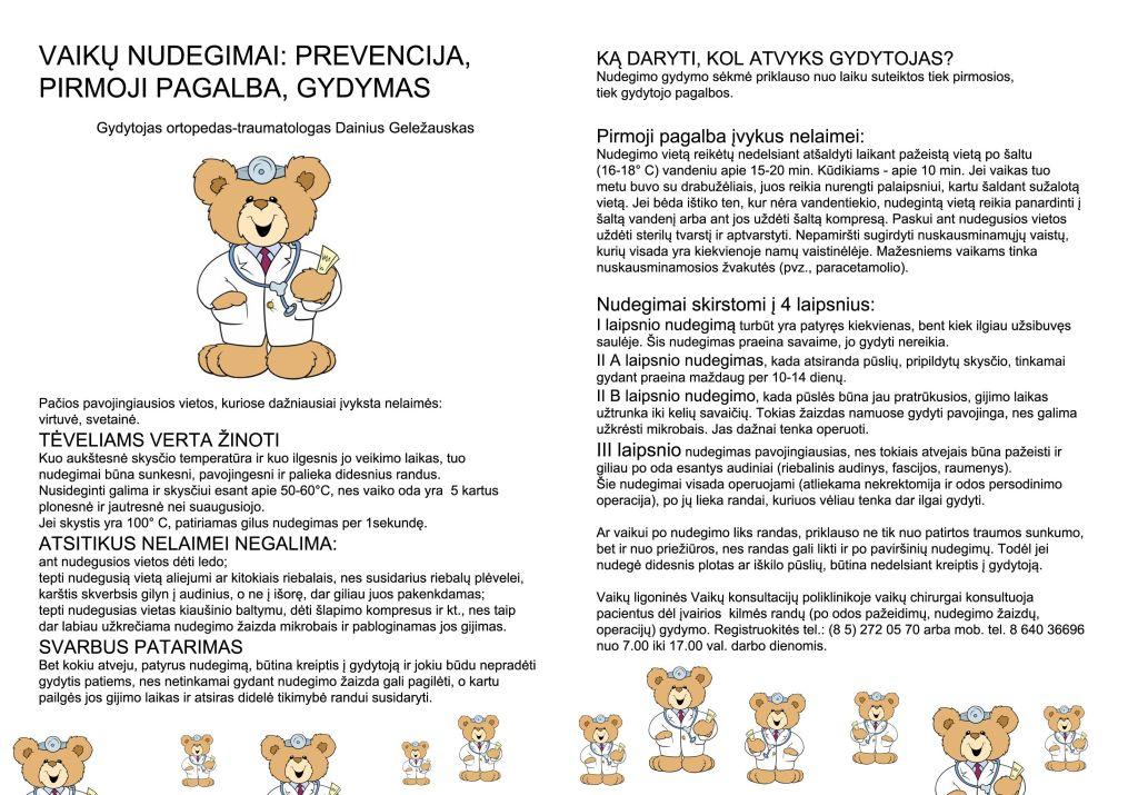 Vaikų ligų klinika - VšĮ Vilniaus miesto klinikinė ligoninė